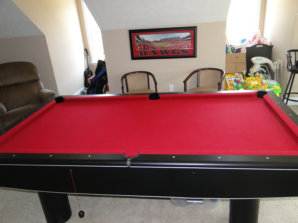Olio - Olio pool table